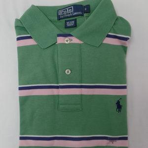 Polo Ralph Lauren Interlock Polo Shirt Light Green